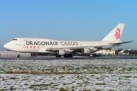 Photo: Dragonair Cargo, Boeing 747-300, B-KAB