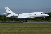 Photo: Untitled, Dassault Falcon 2000, HB-IAU
