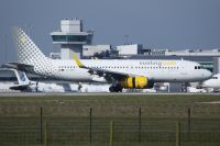Photo: Vueling Airlines, Airbus A320, EC-MER
