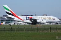 Photo: Emirates, Airbus A380, A6-EES