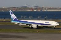 Photo: All Nippon Airways - ANA, Boeing 777-200, JA704A