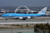 Photo: KLM - Royal Dutch Airlines, Boeing 747-400, PH-BFL