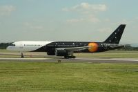 Photo: Titan Airways, Boeing 757-200, G-ZAPU