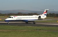 Photo: BA Connect, Embraer EMB-145, G-EMBN