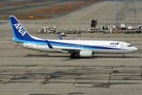 Photo: All Nippon Airways - ANA, Boeing 737-800, JA66AN