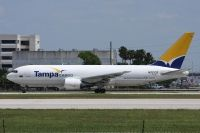 Photo: Tampa Cargo, Boeing 767-200, N767QT
