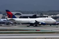 Photo: Delta Air Lines, Boeing 747-400, N667US