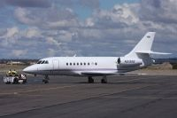 Photo: Untitled, Dassault Falcon 2000, N215RE
