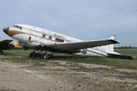 Photo: Nunasi Central, Douglas DC-3, CF-YQG