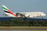 Photo: Emirates, Airbus A380, A6-EOG
