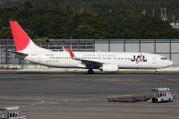 Photo: Japan Airlines - JAL, Boeing 737-800, JA303J