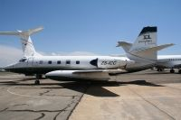 Photo: Untitled, Lockheed Jetstar, ZS-ICC