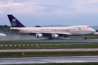Photo: Saudi Arabian Cargo, Boeing 747-200, HZ-AIU