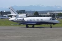 Photo: Untitled, Dassault Falcon 900, N525MH