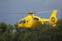 Photo: Northwest Air Ambulance Charity, Eurocopter EC135, G-NWEM