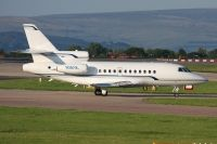 Photo: Untitled, Dassault Falcon 900, N361K