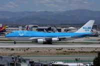 Photo: KLM Asia, Boeing 747-400, PH-BFY