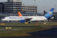 Photo: Thomas Cook Airlines, Boeing 757-200, G-JMCG
