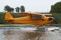 Photo: Untitled, Piper J3C Cub, N98761