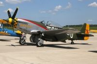Photo: Untitled, North American P-51 Mustang, N5428V