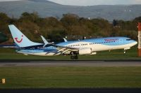 Photo: Thomson Holidays, Boeing 737-800, G-FDZS