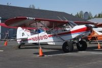 Photo: Untitled, Piper PA-18 Cub, N8691D