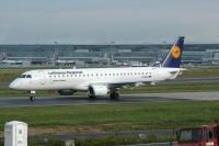 Photo: Lufthansa Regional, Embraer EMB-190, D-AECD