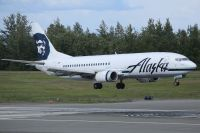 Photo: Alaska Airlines, Boeing 737-400, N763AS