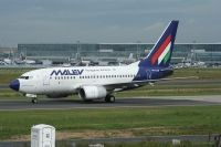 Photo: Malev - Hungarian Airlines, Boeing 737-600, HA-LOG