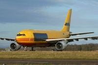 Photo: DHL, Airbus A300, EI-OZB