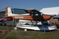 Photo: Untitled, Cessna 180, N9728B
