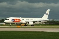 Photo: MyTravel Airways, Boeing 757-200, G-WJAN