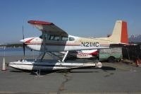 Photo: Untitled, Cessna 180, N21MC