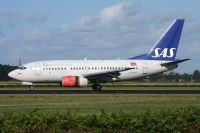 Photo: Scandinavian Airlines - SAS, Boeing 737-600, LN-RPU