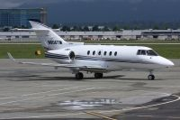 Photo: Untitled, Raytheon Hawker 800XP, N806TM