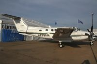 Photo: Untitled, Beech King Air, N288KM