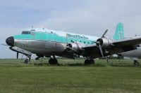 Photo: Buffalo Airways, Douglas C-54 Skymaster, C-GBNV