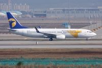 Photo: MIAT - Mongolian Airlines, Boeing 737-800, EI-CXV
