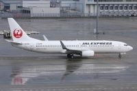 Photo: JAL Express - JEX, Boeing 737-800, JA349J