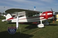 Photo: Untitled, Cessna 195, N195HA