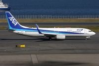 Photo: All Nippon Airways - ANA, Boeing 737-800, JA53AN
