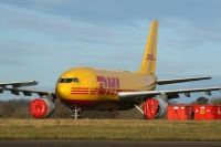 Photo: DHL, Airbus A300, EI-OZC