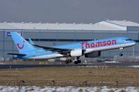 Photo: Thomson Holidays, Boeing 757-200, G-OOBA