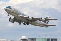 Photo: Cathay Pacific Cargo, Boeing 747-200, B-HMD
