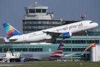 Photo: Small Planet Airlines, Airbus A320, LY-SPI