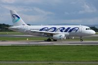 Photo: Adria Airways, Airbus A319, S5-AAR