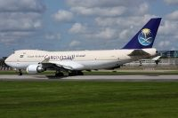 Photo: Saudi Arabian Cargo, Boeing 747-400, TF-AMU