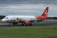 Photo: Air Malta, Airbus A320, 9H-AEO