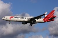 Photo: Martinair Cargo, McDonnell Douglas MD-11, PH-MCW