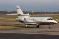 Photo: Untitled, Dassault Falcon 900, M-SAIR